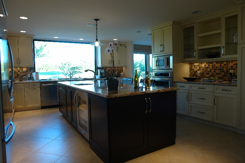 exceptional Kitchen Remodeling Boca Raton #7: Modern style kitchen cabinets are what is in for the moment. If you live in Boca  Raton FL than you know that design is everything. Modern cabinets offer you  ...