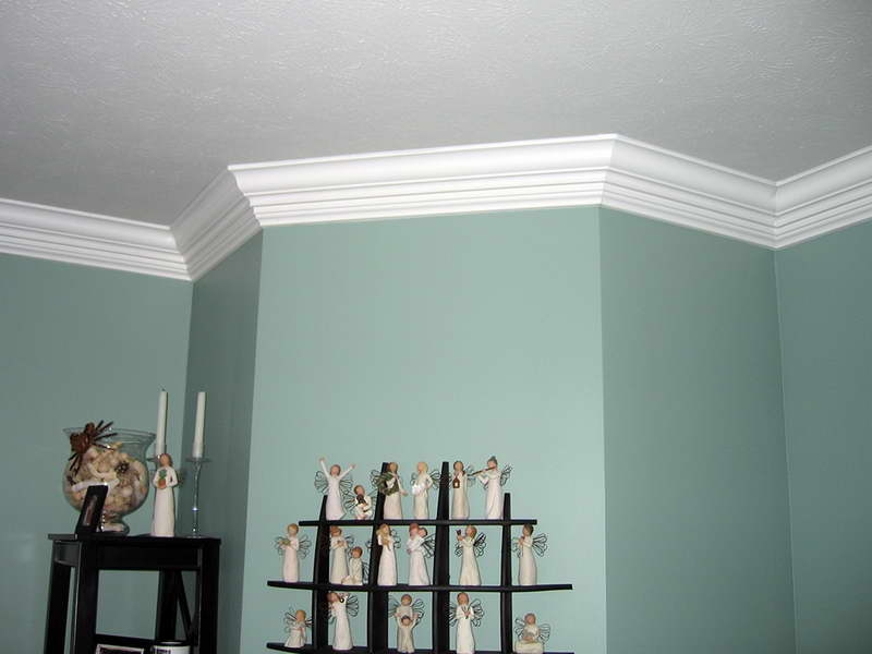 Crown Molding Installation Contracting