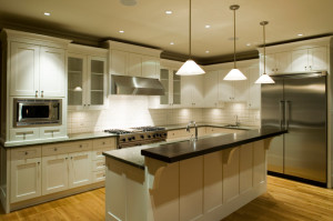 Custom Personalized Kitchen Insland - Alliance Cabinets & Millwork