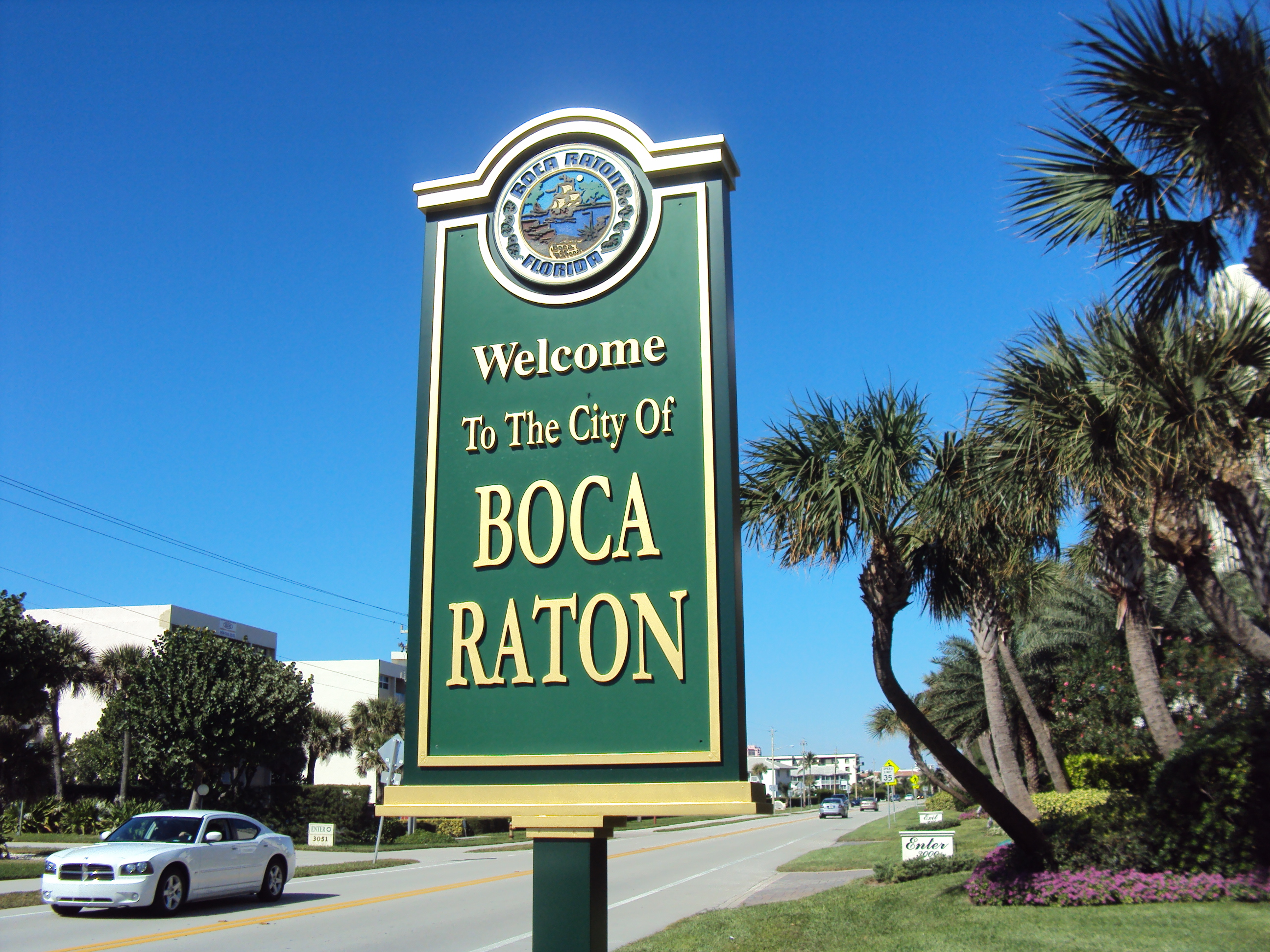 Largest City In Palm Beach County