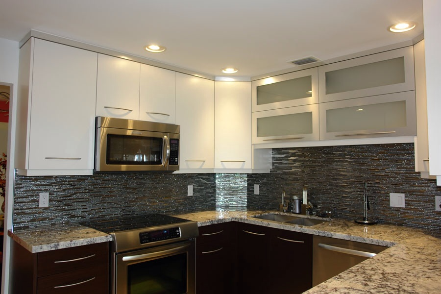 Modern White Kitchen Cabinets Coral Springs, FL  Alliance