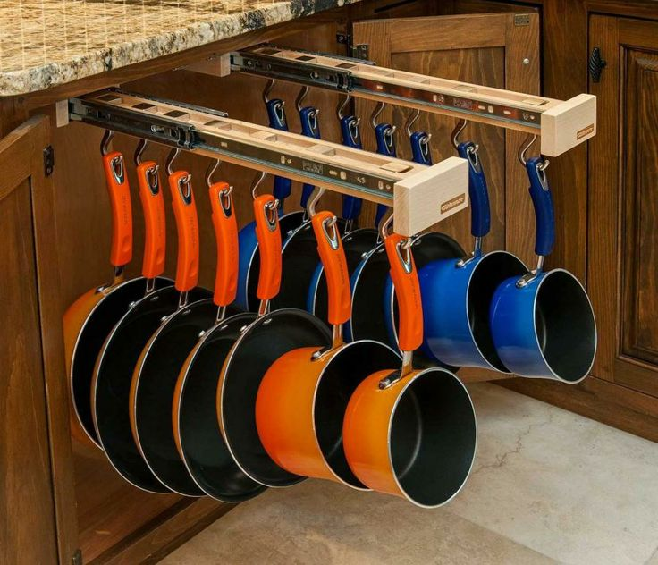 Kitchen Organization Ideas For Pots And Pans: 11 Best Kitchen Organization Inserts