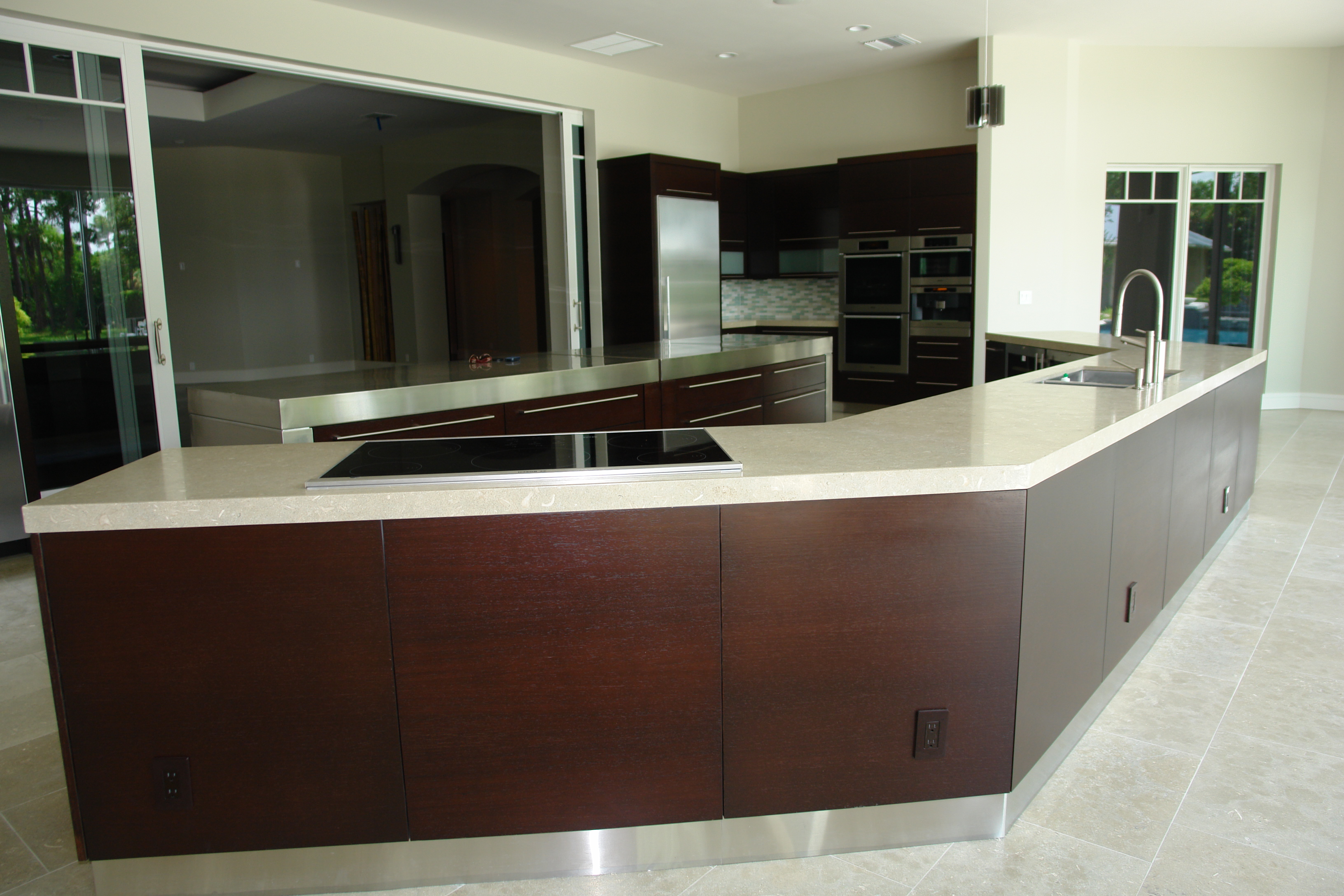 Custom Kitchen Cabinets Fort Lauderdale Cabinets Matttroy