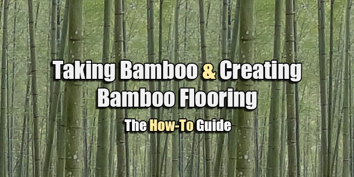 How to make bamboo flooring its benefits for Benefits of bamboo flooring